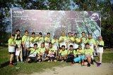 Ratusan warga Pangkalan Kerinci ikuti Forest Run