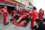 Pebalap Leclerc waspadai Mercedes meski yakini kecepatan Ferrari