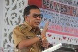 Bupati: Pengurangan THL tunggu arahan pemerintah pusat