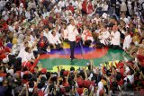 Jokowi unggul dari Prabowo hasil survei Roy Morgan
