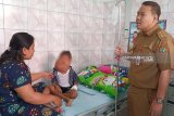 Pemprov Kalteng bantu pengobatan Refan, bocah penderita tumor leher