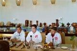 Pergerakan suara Jokowi-Mar'uf di Sumatera masih tertinggal dari Jawa