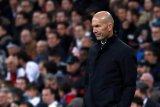 Usai dipermalukan Atletico Madrid, Zidane didesak mudur oleh suporternya