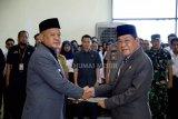 Indra Kusuma Wijaya dilantik jadi Penjabat  Sekda Kabupaten Mesuji