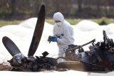 Sembilan tewas akibat pesawat penerjun payung jatuh di Swedia