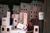 KPU Bantul mendapatkan tambahan 278 kotak suara Pemilu 2019
