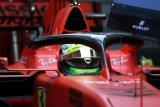 Mick Schumacher merasa nyaman dengan garasi Ferrari