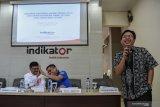 Pemilih berpendidikan tinggi  mayoritas dukung Prabowo-Sandi