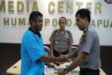 Tim DVI Polda Papua berhasil identifikasi jenazah korban banjir Sentani