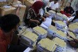 Logistik pemilu Sumut nyasar ke NTT