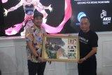 Si Buta dari Gua Hantu  jadi prangko Indonesia