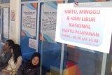 Sabtu-Minggu Disdukcapil Tanjungpinang tetap layani perekaman KTP-el