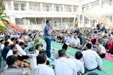 Gubernur dan Wagub NTB silaturahmi dengan narapidana Lapas Mataram