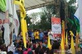 Sandiaga Uno menargetkan perolehan suara dukungan 65 persen di DIY