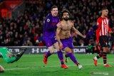 Liverpool kembali ke puncak Liga Inggris usai kalahkan Southampton