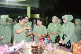 Istri tentara wajib jaga keharmonisan keluarga, kata Ketua Persit Tanjungpura