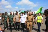 Menhub resmikan bandara komersial Gatot Subroto Waykanan
