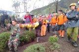Seorang pendaki Gunung Sumbing ditemukan tewas