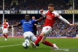 Arsenal terpeleset di kandang Everton, kalah 0-1