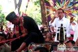 Kereta kencana Jokowi bertema Betawi