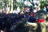 Labuhan Merapi, ritual memperingati naik tahta Sultan Hamengku Buwono (HB) X