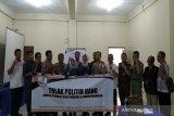 Bawaslu Kulon Progo melakukan deklarasi pemilu bersih (VIDEO)
