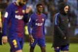 Melawan MU, Barcelona sertakan Dembele