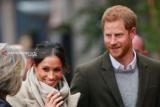 Pangeran Harry beserta Meghan hadiri parade militer ulang tahun ratu