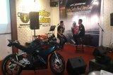 Honda Anugerah Perdana Palu gelar 'CBR Hub and Joy Ride'