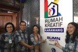 PLN bangun Rumah Kreatif BUMN di Lombok Barat