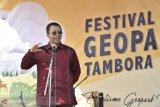 Gubernur NTB : Tambora memiliki tempat khusus di dunia internasional