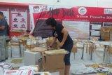 Distribusi logistik pemilu Manado tunggu keputusan rapat koordinasi