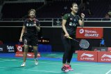 Kalahkan Hong Kong,  Jauza/Yulfira ke babak dua Singapore Open 2019
