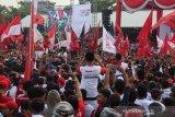 Puan Maharani memantapkan warga Jateng dukung Jokowi-Ma'ruf