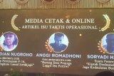 Jurnalis Antara Riau raih juara di Kasau Award 2019