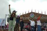 Deklarasi Pendukung Jokowi di Lampung Barat