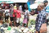 Bupati Mimika pimpin pemindahan pedagang ke Pasar Sentral