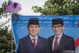 Relawan Prabowo-Sandi tuntut KPU bertindak jurdil