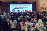 Jokowi pasang target 55 persen suara di Depok