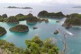 Destinasi Wisata Piaynemo Raja Ampat tutup 17 April