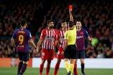 Costa diskorsing delapan pertandingan lantaran hina wasit