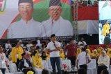 Jokowi mendadak kampaye terbuka di Sukabumi