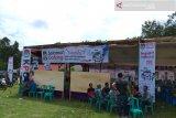 KPU Mesuji  gelar simulasi  pencoblosan  di daerah  terpencil