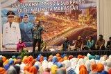 Wali Kota Makassar sebut kader KB pahlawan pengendali pertumbuhan penduduk