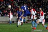 Gol pengujung laga  bawa Chelsea menang di kandang Slavia Praha