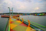 PUPR bangun jembatan Kampung Bugis-Senggarang Kepri
