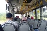 Bus Damri Makin Diminati Warga