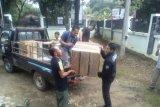 BBKSDA evakuasi dua ekor beruk terlantar di objek wisata Popoh
