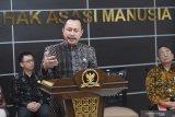 Komnas HAM melakukan pemantauan pemilu di sejumlah daerah