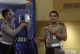 Rekam data TKP kecelakaan dalam dua menit dengan gawai canggih